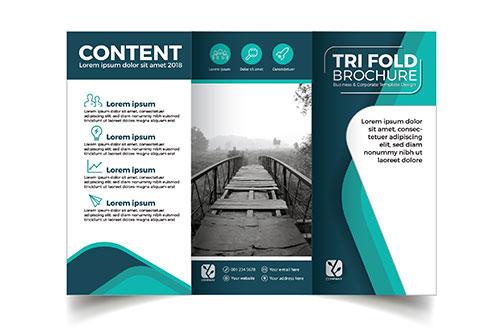 Leaflet Design Brochure Design Pamphlet Design Creative